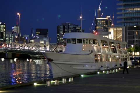 Docklands Cruises | Pleasure Boat Cruises